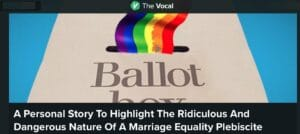 Plebiscite article